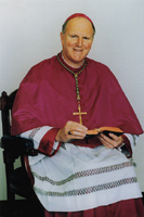Archbishop Denis Hart, 22 June 2001