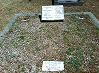 Lyons Family Plot at Bunbury Cemetery