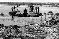 Turkey Point, Bunbury, Western Australia in the early 1920s